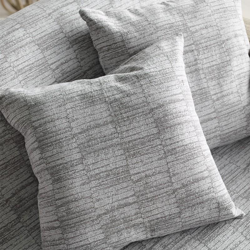 Διακοσμητική Μαξιλαροθήκη Gofis Home 274 Industrial Grey