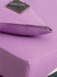 Κάλυμμα Στρώματος Υπέρδιπλο (Σετ) Rythmos Essential Μωβ