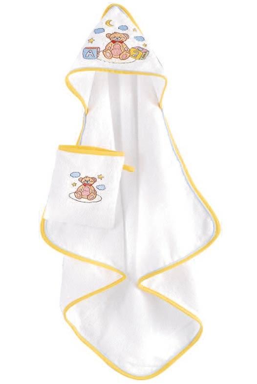 Βρεφική Κάπα + Γάντι Rythmos Baby Line Tomy Yellow home   βρεφικά   κάπες βρεφικές