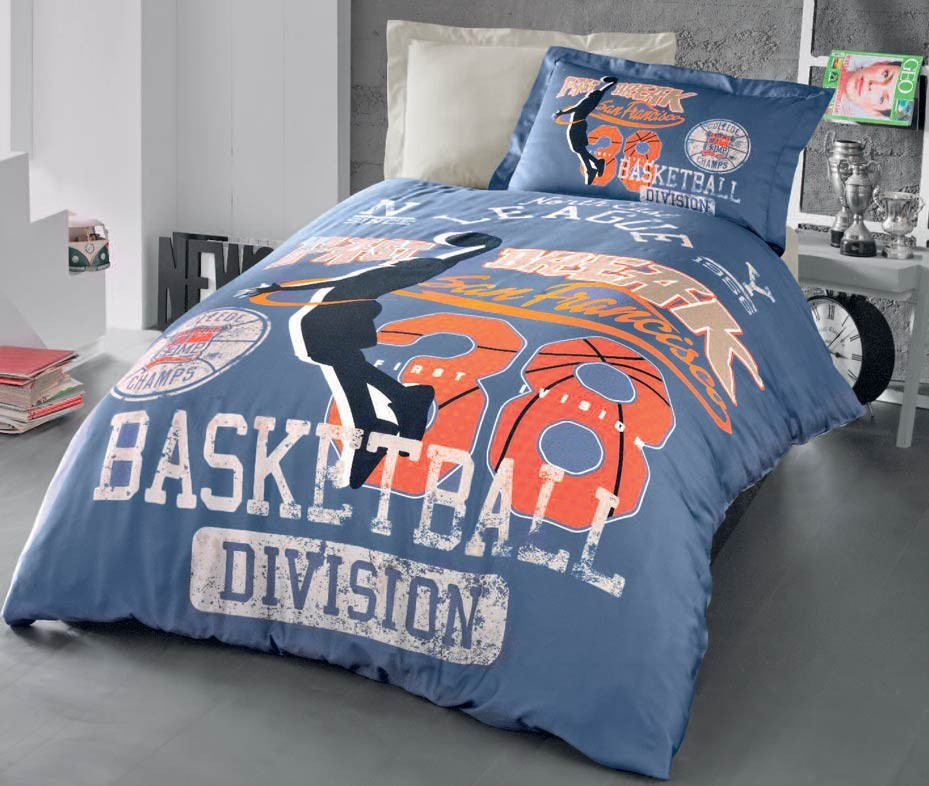Σεντόνια Μονά (Σετ) Rythmos Basketball