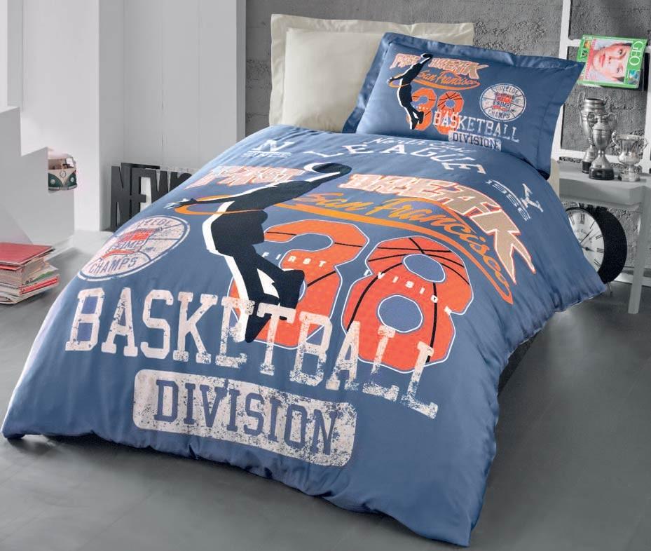 Πάπλωμα Μονό (Σετ) Rythmos Basketball