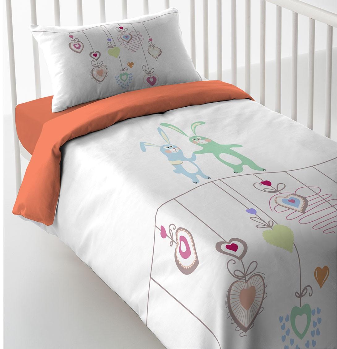 Σεντόνια Κούνιας (Σετ) Vesta Magic Print Baby 2181