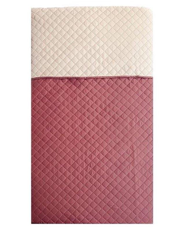 Κουβερλί Υπέρδιπλο Mc Decor Dark Pink /Light Pink
