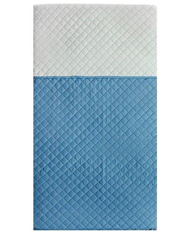 Κουβερλί Υπέρδιπλο Mc Decor Dark Blue/Light Blue