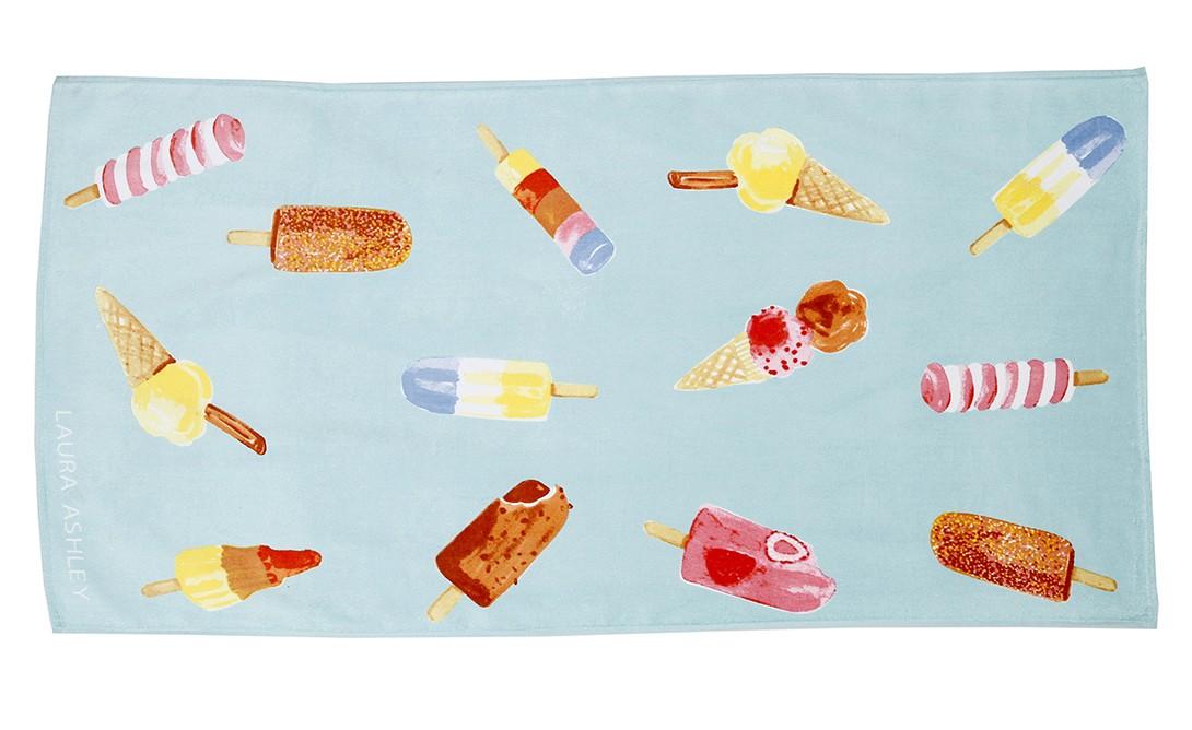 Παιδική Πετσέτα Θαλάσσης Laura Ashley Ice Lollies home   θαλάσσης   πετσέτες θαλάσσης παιδικές
