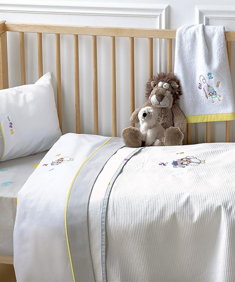 Κουβέρτα Πικέ Αγκαλιάς Kentia Baby Kinder 50832