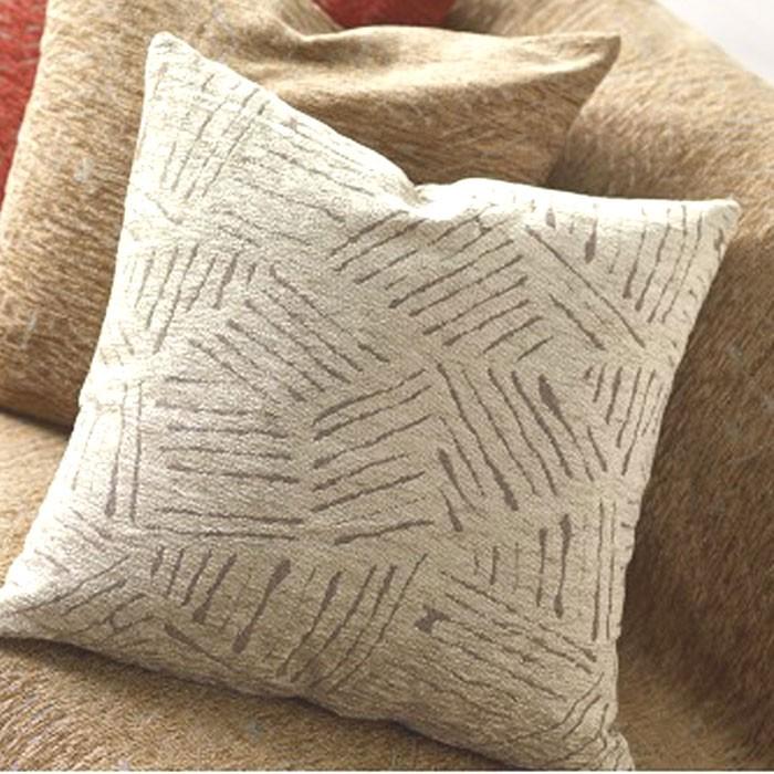 Διακοσμητική Μαξιλαροθήκη Gofis Home Scratch Ecru 572/05