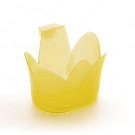 Καλαθάκι Κρεμαστό (10x9) Για Συρτάρια Άννα Λύση Κίτρινο