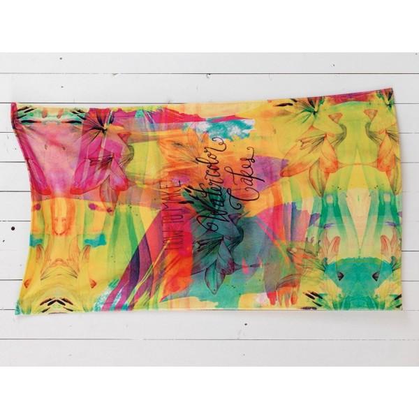 Πετσέτα Θαλάσσης Palamaiki Blossom