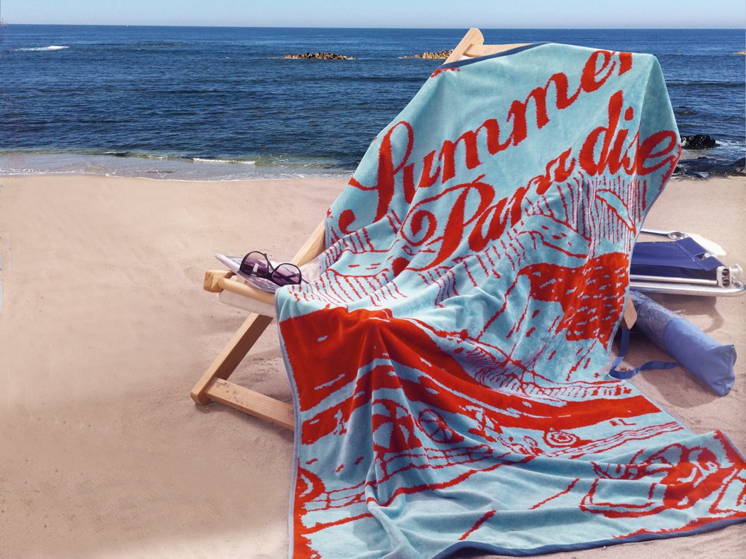 Πετσέτα Θαλάσσης Palamaiki Paradise