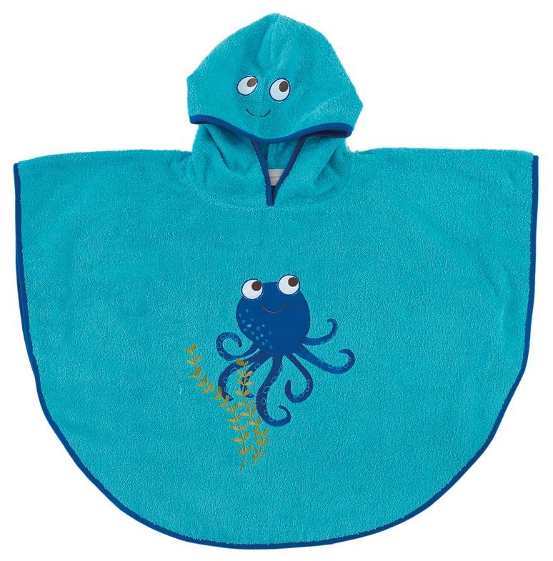 Παιδικό Πόντσο Palamaiki Octopus