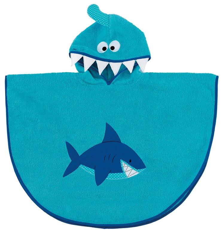Παιδικό Πόντσο Palamaiki Shark 51455