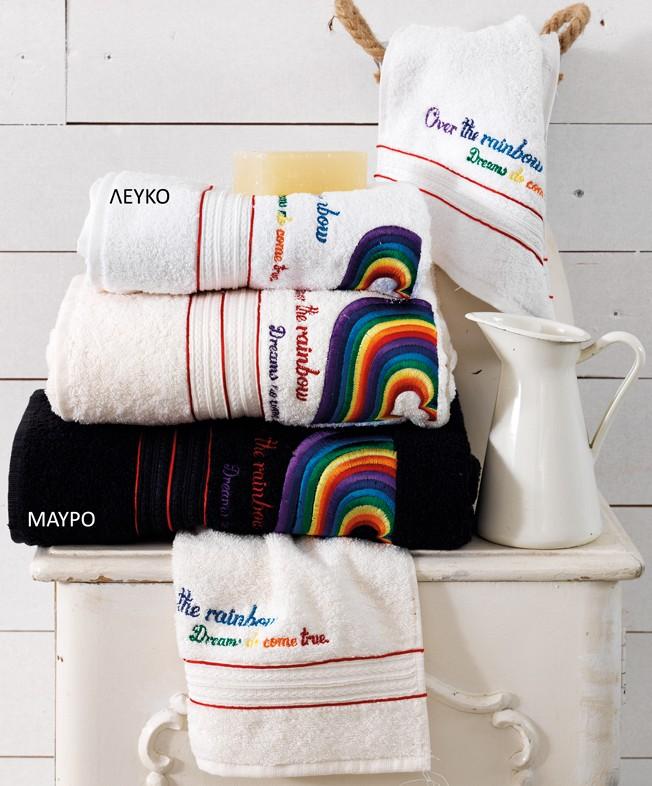 Πετσέτες Μπάνιου (Σετ 3τμχ) Palamaiki VIP Towels 12/03