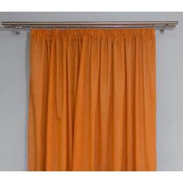Κουρτίνα (300x280) Με Τρέσα MC Decor 2083 Orange