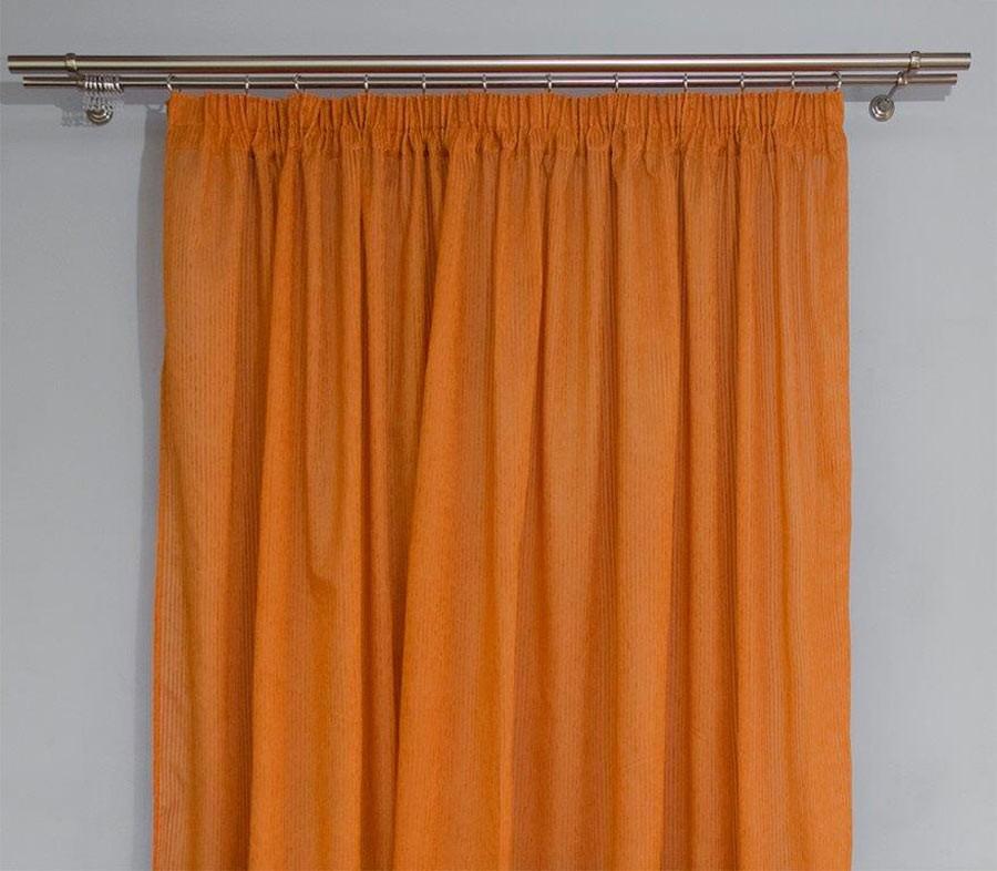 Κουρτίνα (300×280) MC Decor 2083 Orange