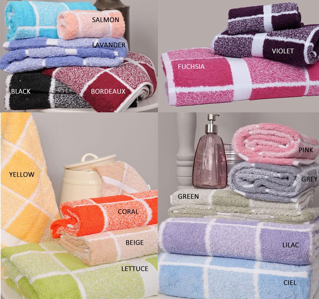 Πετσέτα Προσώπου (50x100) Palamaiki Premium 222