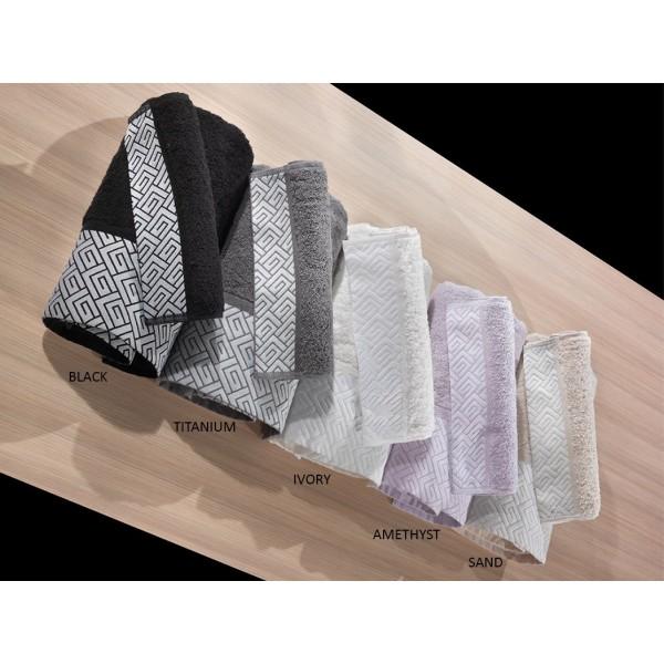Πετσέτες Μπάνιου (Σετ 3τμχ) Guy Laroche Suite