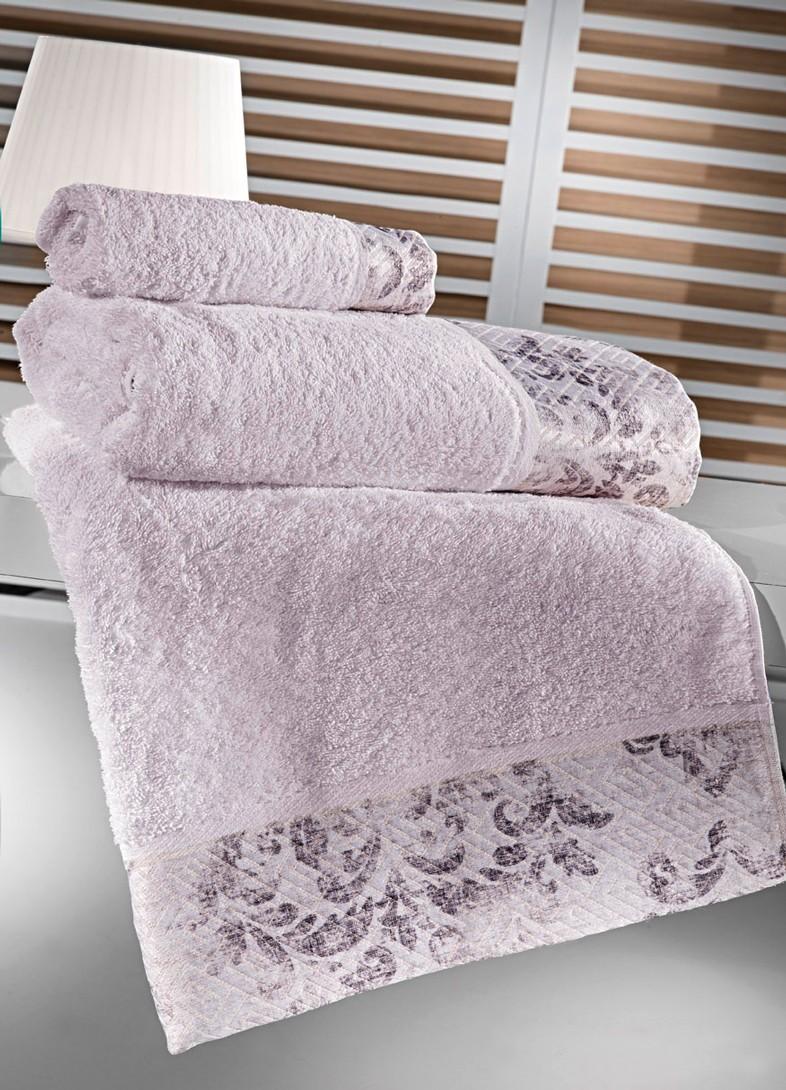 Πετσέτες Μπάνιου (Σετ) Guy Laroche Style Amethyst
