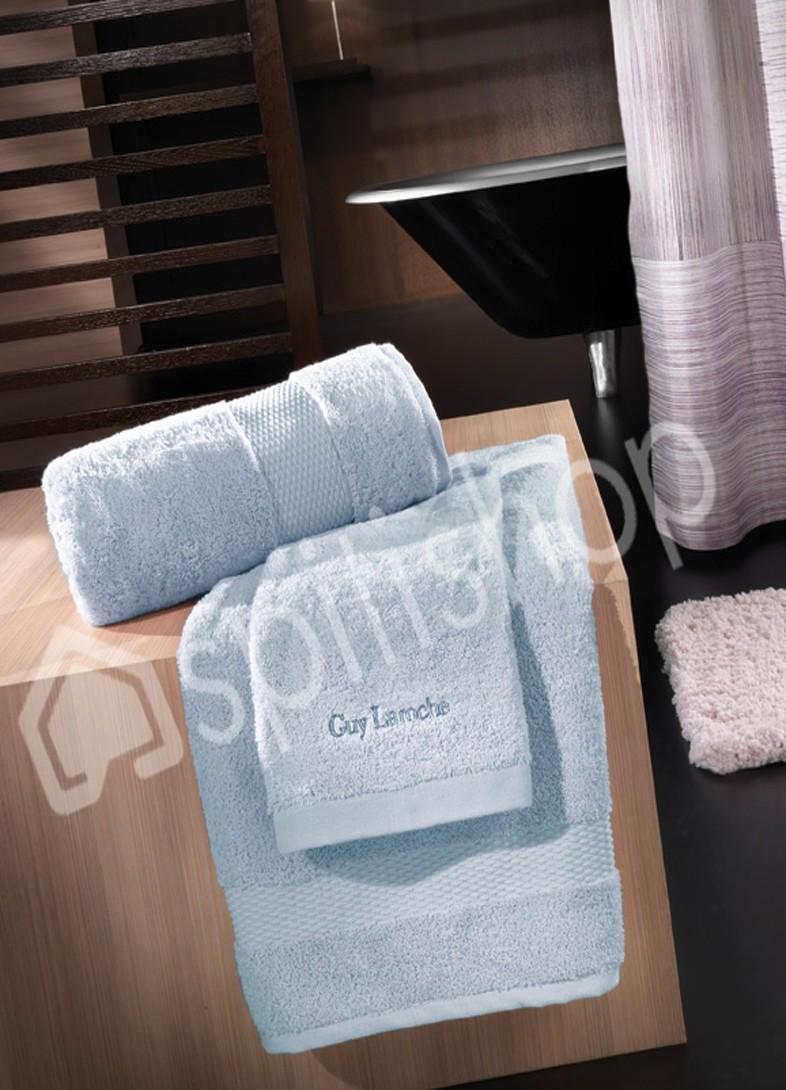 Πετσέτες Μπάνιου (Σετ 3τμχ) Guy Laroche Falk Blue
