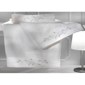Πετσέτες Μπάνιου (Σετ 3τμχ) Guy Laroche Phedra White