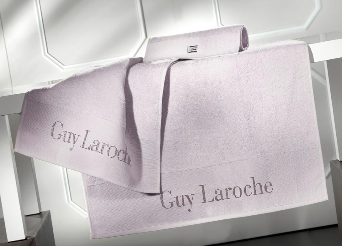 Πετσέτες Μπάνιου (Σετ 3τμχ) Guy Laroche Futura Lilac