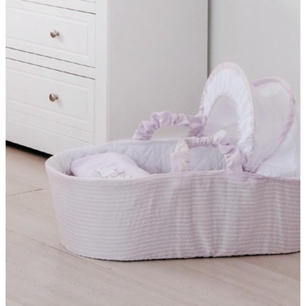Καλαθούνα Pierre Cardin Bear Pink 136