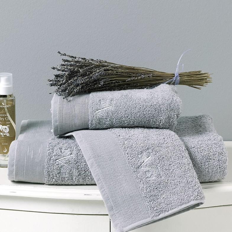 Πετσέτα V19.69 Elegante Nebbia 40x60 40x60