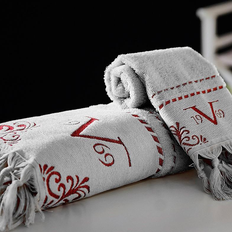 Πετσέτες Μπάνιου (Σετ 3τμχ) V19.69 Rustico