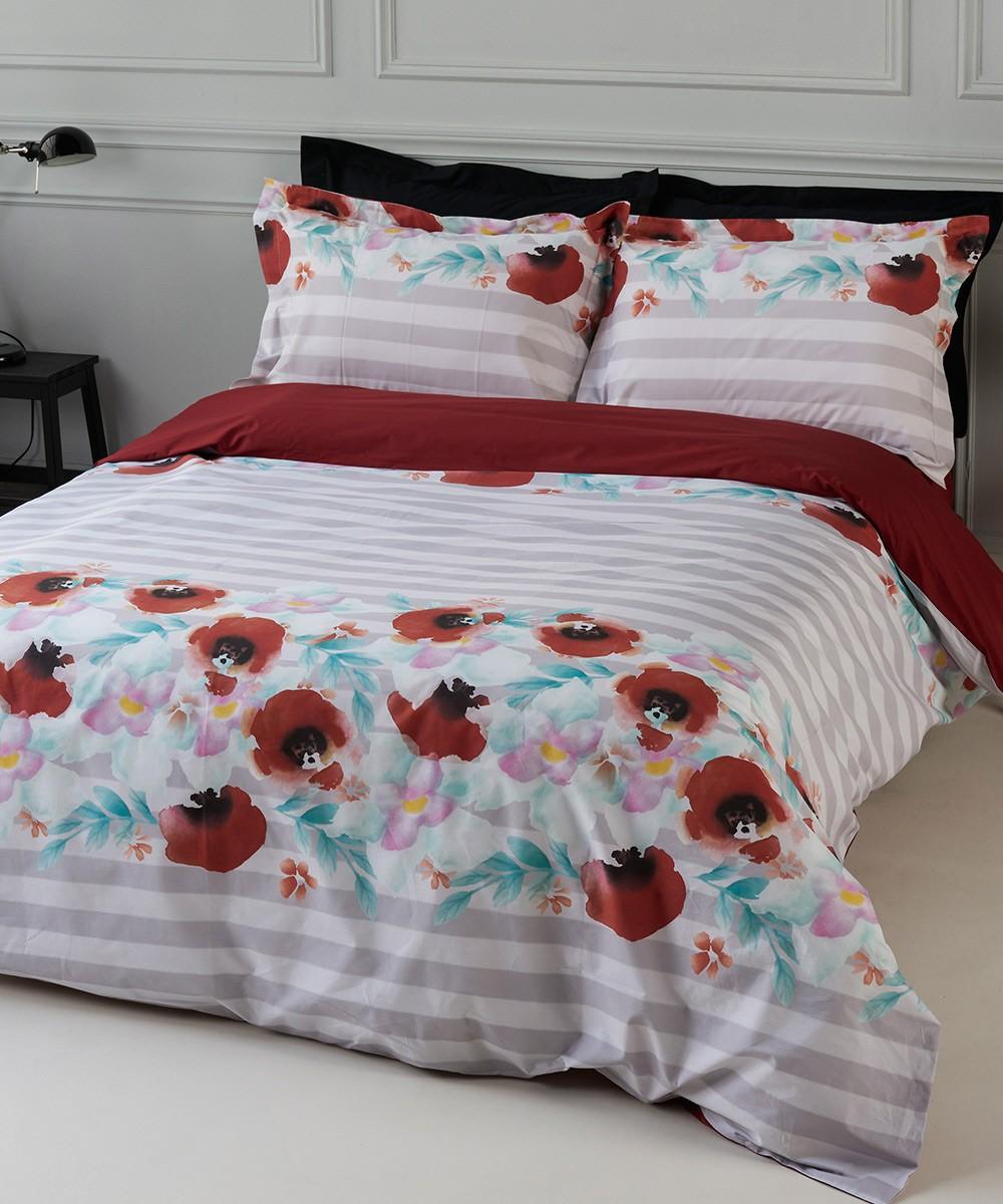 Σεντόνια Ημίδιπλα (Σετ) Kentia Loft Latifa 17 home   κρεβατοκάμαρα   σεντόνια   σεντόνια ημίδιπλα διπλά