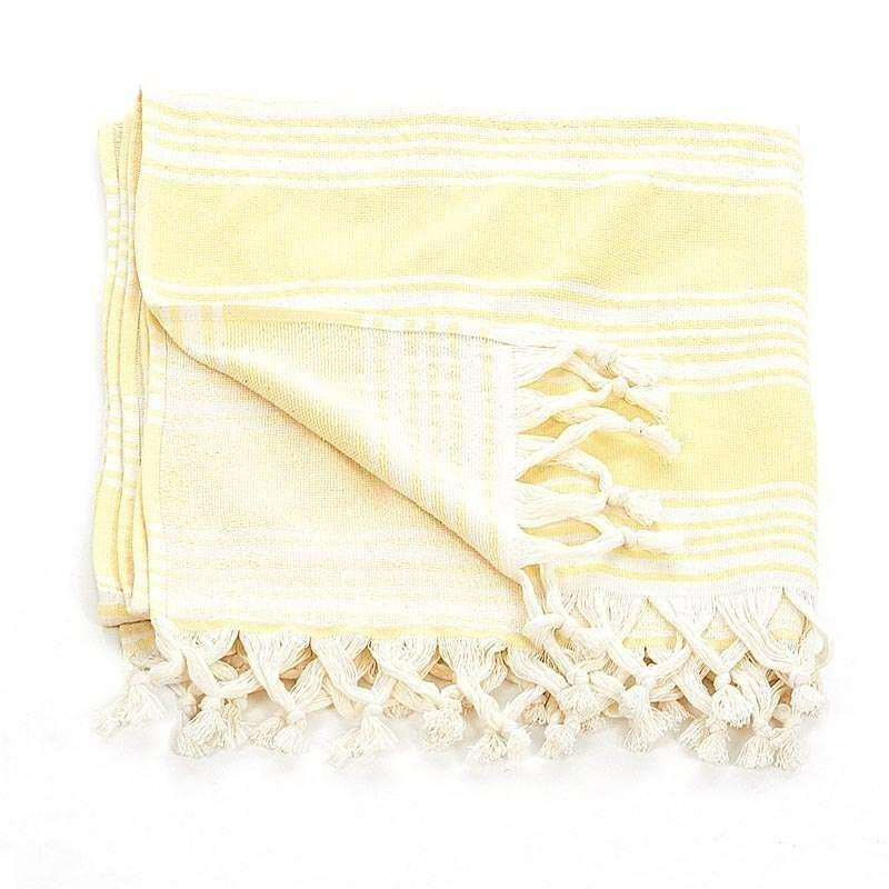 Πετσέτα Θαλάσσης-Παρεό InArt Ble 5-46-074-0011