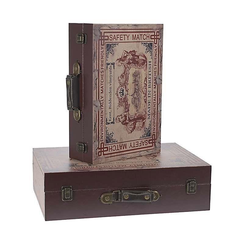 Κουτιά/Βαλίτσες (Σετ 2τμχ) InArt 3-70-939-0071