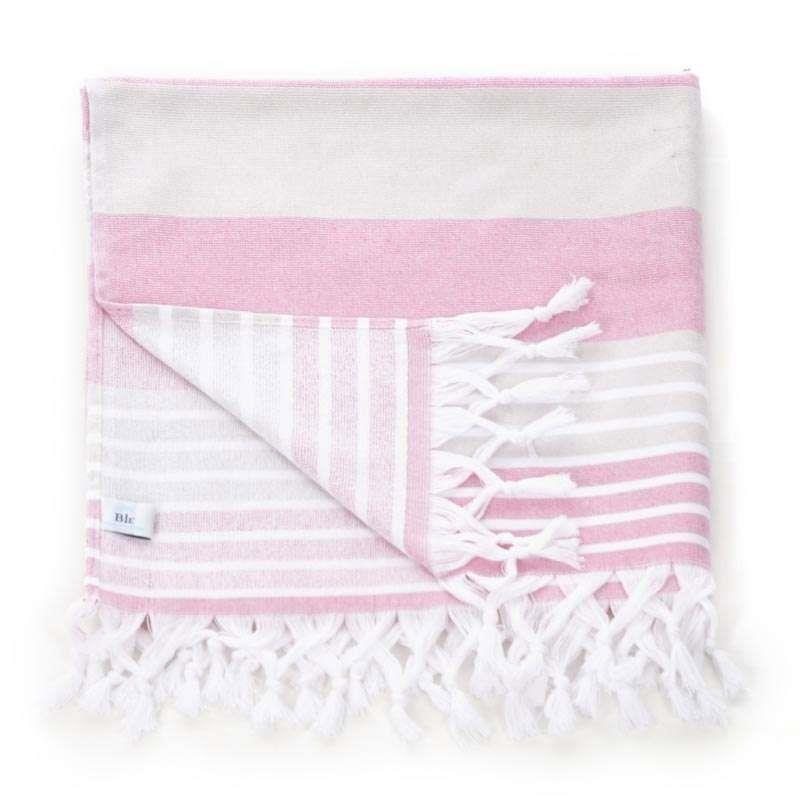 Πετσέτα Θαλάσσης - Παρεό InArt Ble 5-46-074-0014