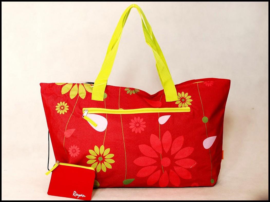 Τσάντα Παραλίας Benzi 3207 Red home   θαλάσσης   τσάντες παραλίας