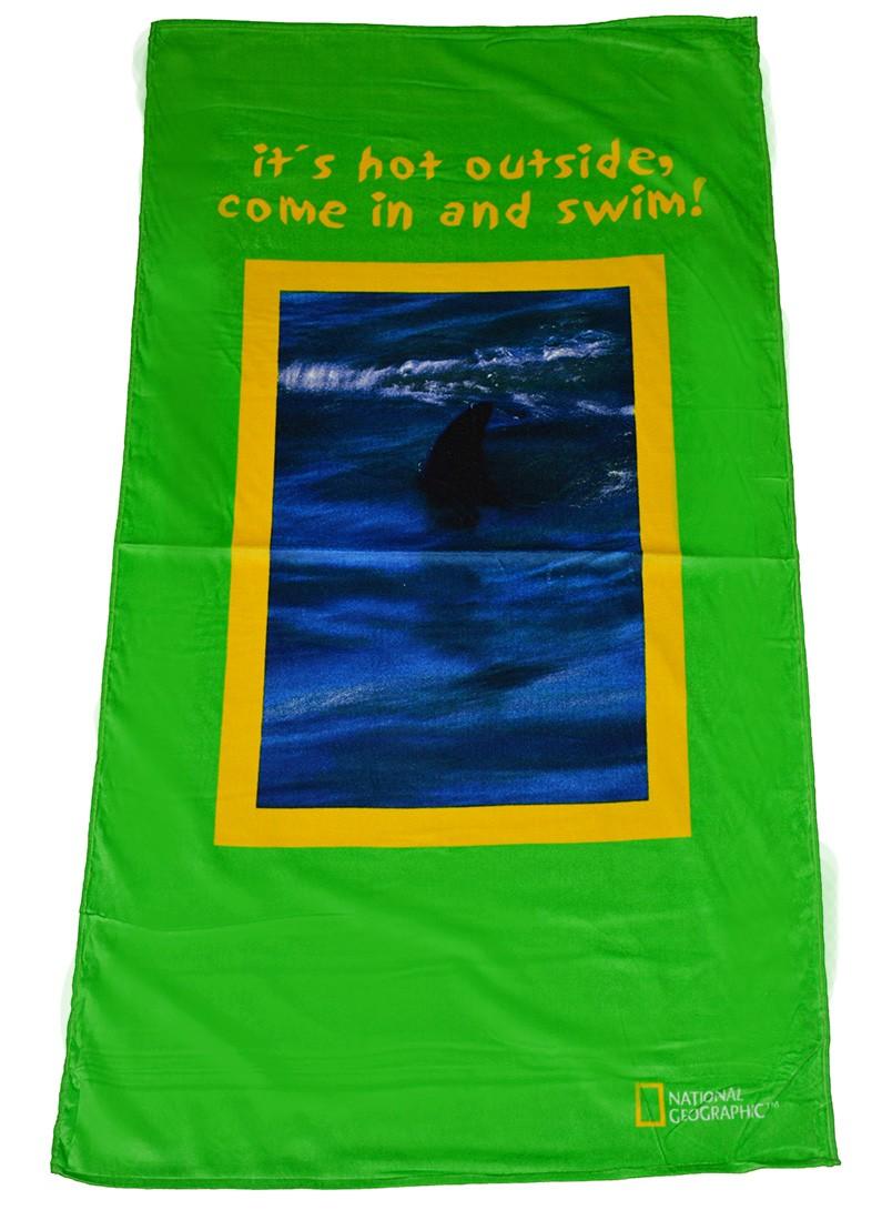 Πετσέτα Θαλάσσης National Geographic Jaws
