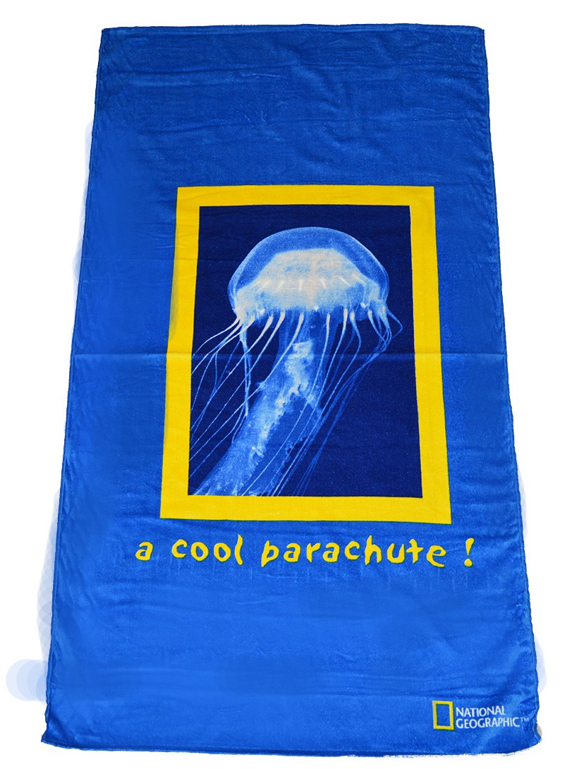Πετσέτα Θαλάσσης National Geographic Medusa