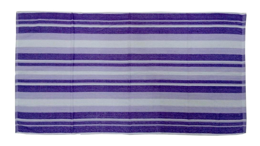Πετσέτα Θαλάσσης Viopros Κόραλ Λιλά