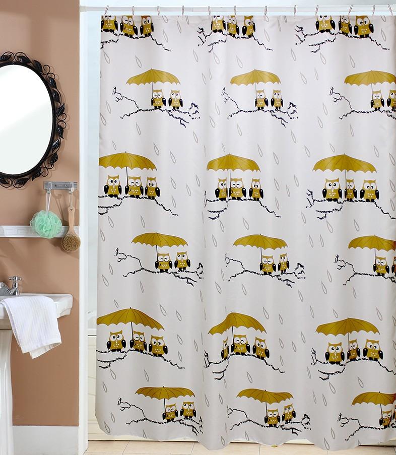 Κουρτίνα Μπάνιου (180x180) Viopros Ρίβερ