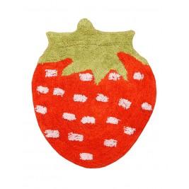 Παιδικό Πατάκι Viopros Φράουλα Πορτοκαλί
