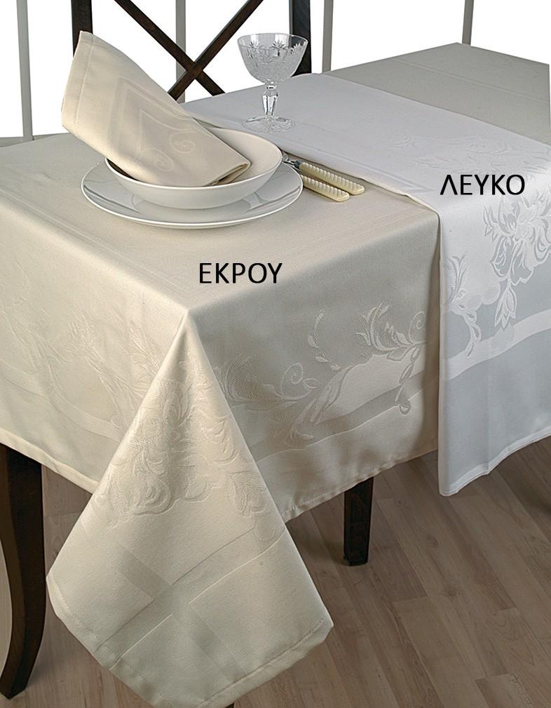 Τραπεζομάντηλο Viopros Πανώ 160x320 160x320