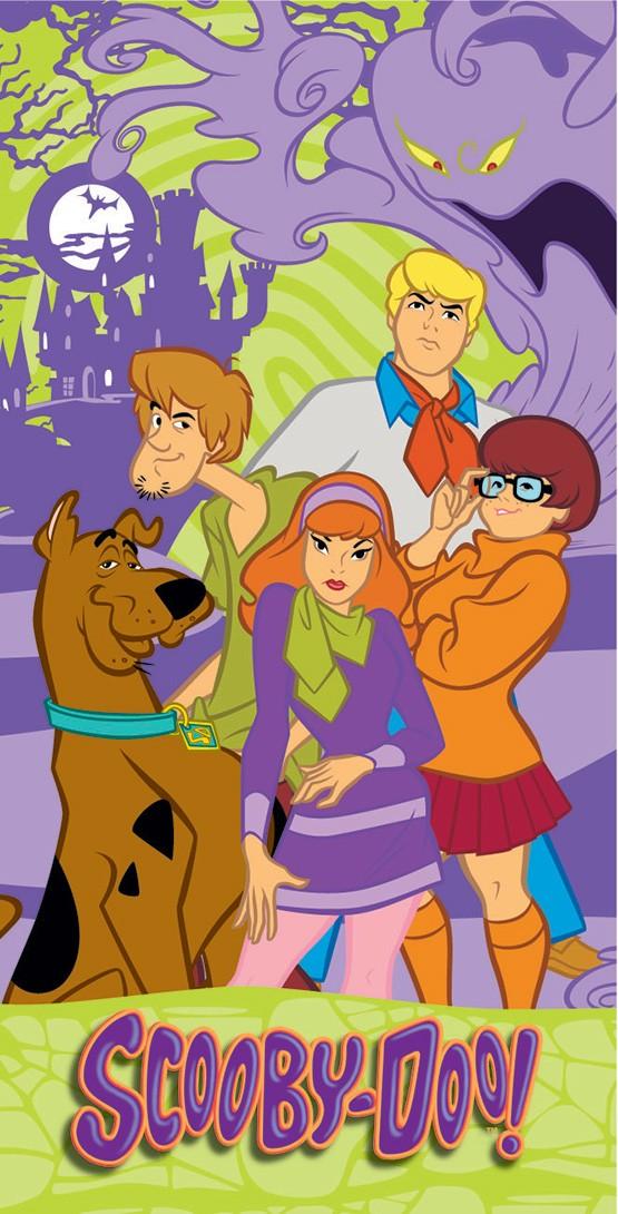 Παιδική Πετσέτα Viopros Scooby Doo 1