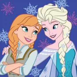 Παιδικό Πετσετάκι Viopros Frozen 2