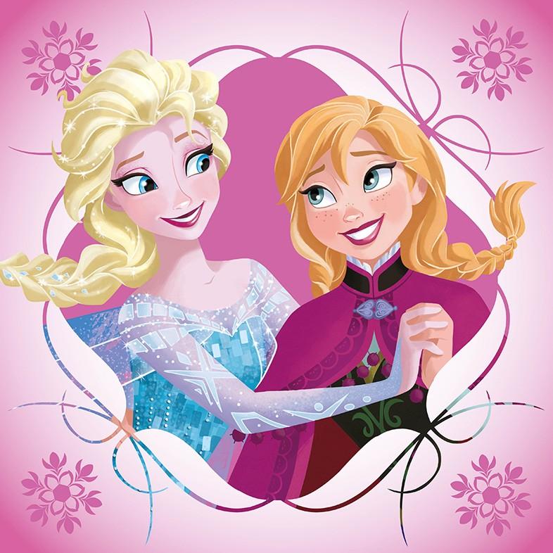 Παιδικό Πετσετάκι Viopros Frozen 3