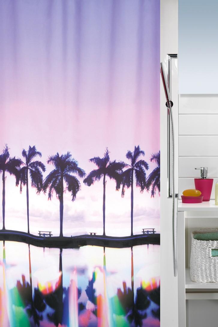 Κουρτίνα Μπάνιου (180x200) Rainbow Palm Beach 02069