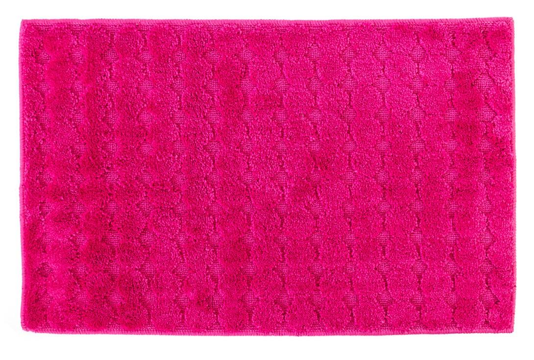 Πατάκι Μπάνιου (50x80) Dimitracas Madison 05822 Fuchsia Dots