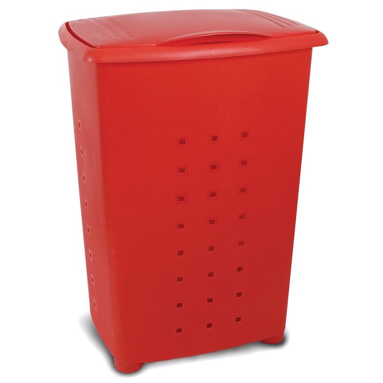 Καλάθι Απλύτων Dimitracas Millenium 06717 Κόκκινο