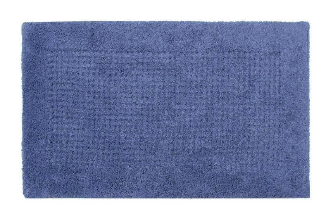 Πατάκι Μπάνιου (60×100) MC Decor Cotton D.Blue