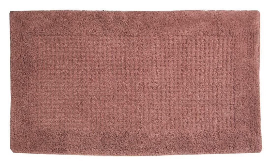 Πατάκι Μπάνιου (60×100) MC Decor Cotton R.Brown
