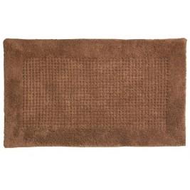 Πατάκι Μπάνιου (60x100) MC Decor Cotton D.Brown