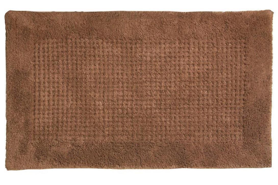 Πατάκι Μπάνιου (60×100) MC Decor Cotton D.Brown