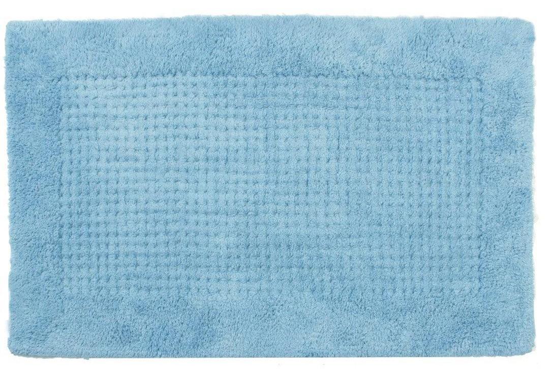 Πατάκι Μπάνιου (60×100) MC Decor Cotton M.Blue